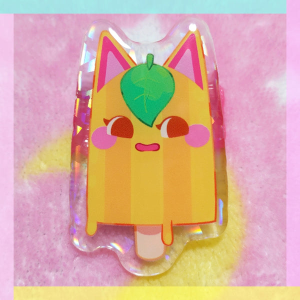 Animal Crossing: Tangy Pop Acrylic Pin