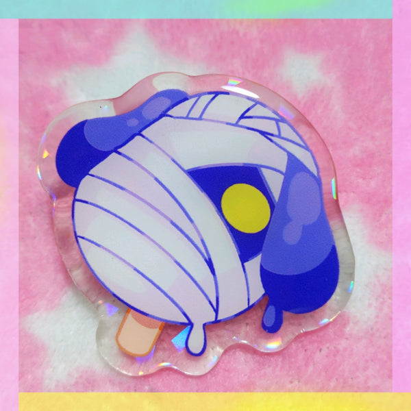 Animal Crossing: Lucky Pop Acrylic Pin