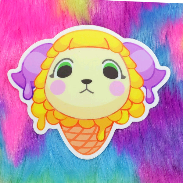 Animal Crossing: Willow Pop Sticker