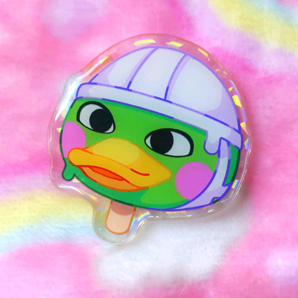 Animal Crossing: Scoot Pop Acrylic Pin