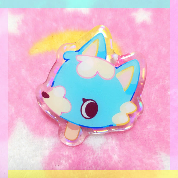 Animal Crossing: Skye Pop Acrylic Pin