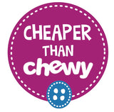 cheaper than chewy