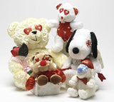 Wish List: Hearts, Love & Candy SQUEAKY Dog Toy for KY Mutts