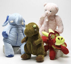 Medium SQUEAKY Love 'em Ups: Stuffed for I Have A Dream Rescue Organization