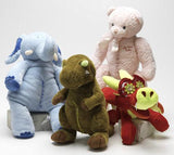 Wish List: Medium SQUEAKY Love 'em Ups: Stuffed for Always Faithful Animal Rescue