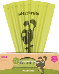 300 Earth Rated Poo Bags Pantry Pack for Backyard Pick Ups