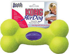 Kong AirDog Squeaker Bone: 3 Sizes