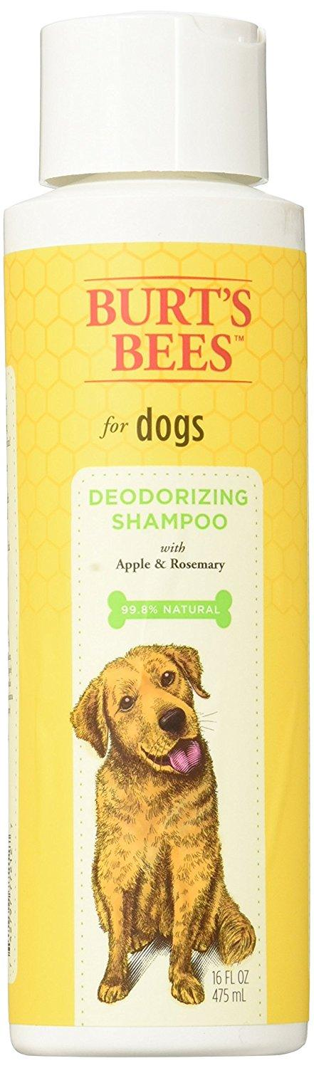 Burt's Bees Cruelty-Free Deodorizing Dog Shampoo for Krys's Rescue Center