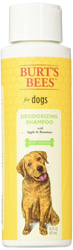 Burt's Bees Cruelty-Free Deodorizing Dog Shampoo for Luvnpupz Rescue
