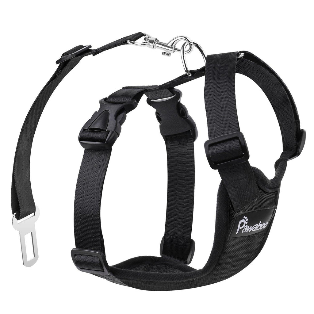Pawaboo Dog Safety Vest Harness for It's A Ruff Life Rescue