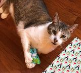 SAVE 25%! Kitty Bat Abouts Cat Toys with Rattles