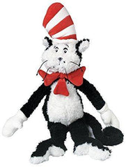 Large SQUEAKY Seuss-ville Toys: Stuffed