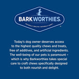 "Barkworthies Odor-Free Standard 6"" Bully Sticks Dog Treats CHEAPER THAN CHEWY"