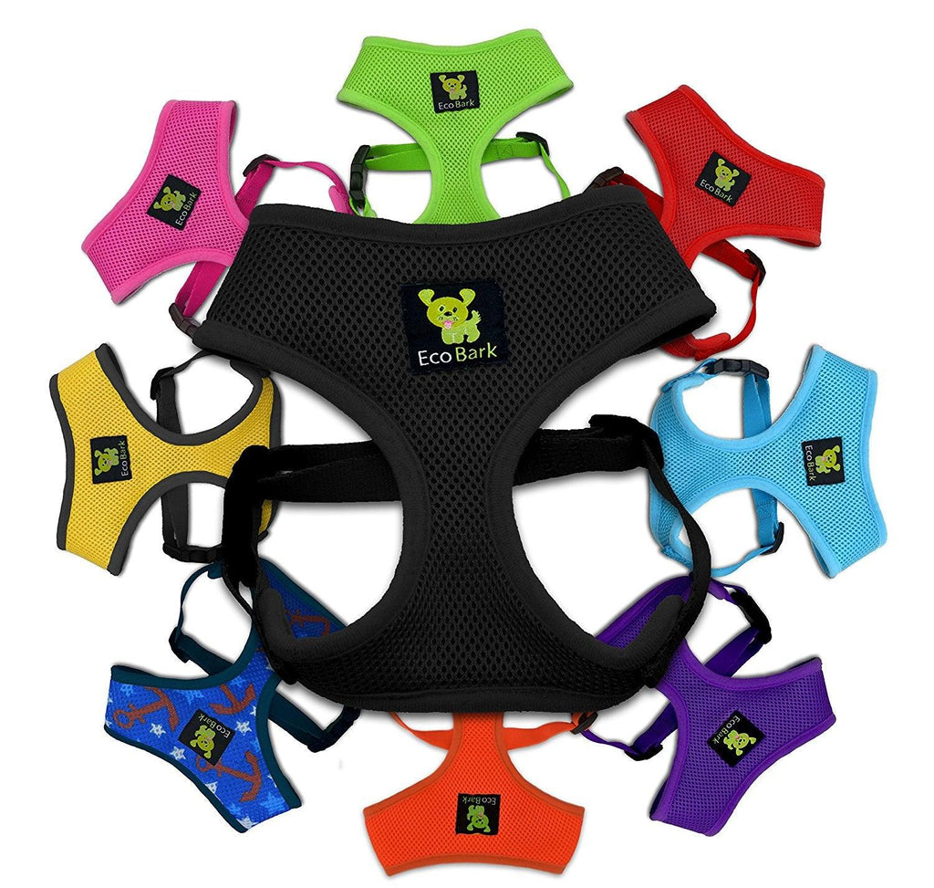 EcoBark Comfort & Control Dog Harness for Virginia Paws for Pits