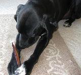 "Wish List: 12"" Beef Bully Sticks Dog Chews 2-Pack: Standard or Thick for New Spirit 4 Aussie Rescue"