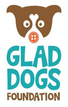 Buy A Button to Support Glad Dogs Foundation, Our 501(c)3 Non-Profit