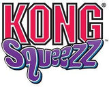 Kong Squeezz Crackle Dumbbell: Quiet Chewing!