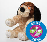 Large NO SQUEAK Love 'em Ups: Stuffed for I Have A Dream Rescue Organization