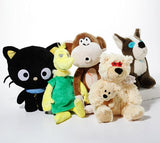 Wish List: Large SQUEAKY Love 'em Ups: Stuffed for I Have A Dream Rescue Organization