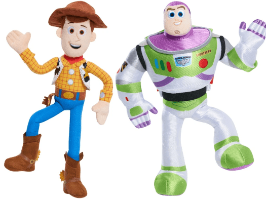 Toy Story: All Sizes