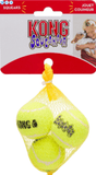 KONG SqueakAir Tennis Balls: Multi Packs