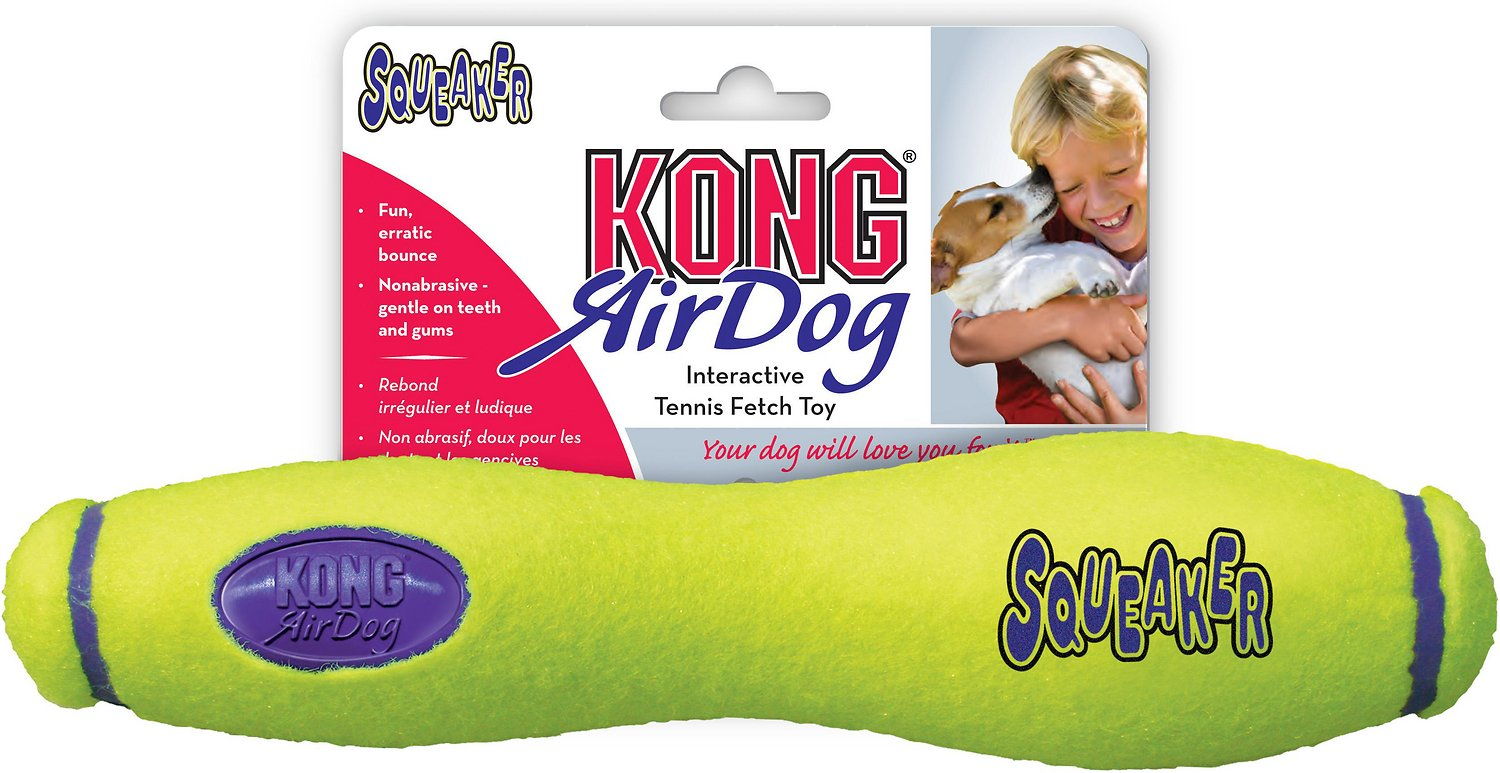 Air Kong Squeaker Stick: 2 Sizes