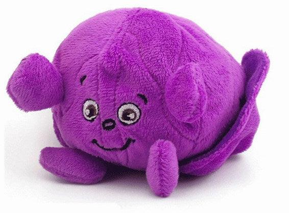 "Itsy Bitsy 3""-4"" Squeaky Toy for Puppies, Dogs & Cats"