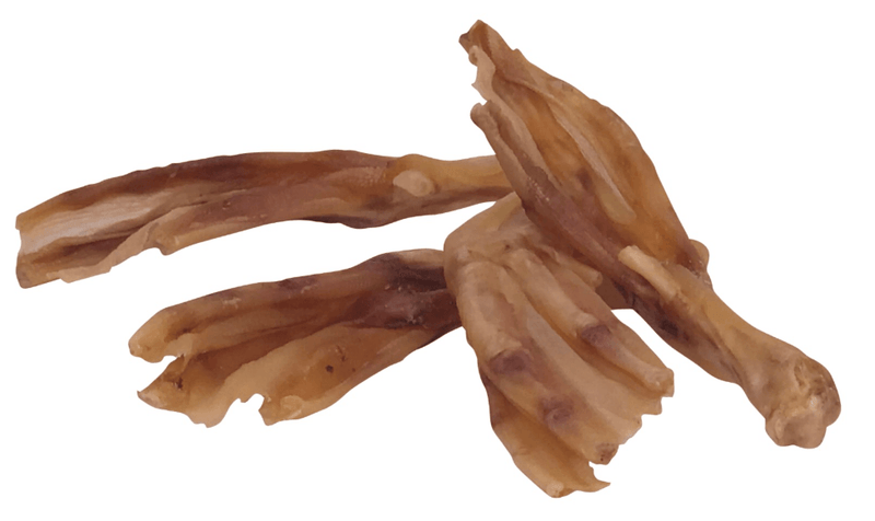 Natural Cravings Pedicured USA Duck Feet Chews