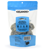 100% Pure Icelandic+ Cod Skin Rolls (3 oz. resealable bag)