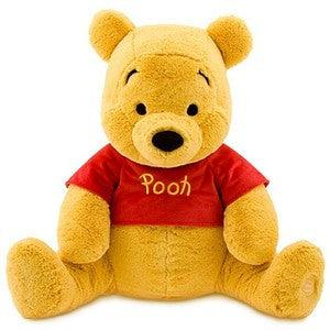 Winnie the Pooh: All Sizes