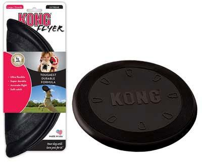 Kong Extreme Flyer Dog Toy / CHEAPER THAN CHEWY!