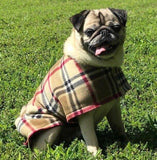 SnugPups Double Lined Poly Fleece Coats with Ruffles