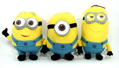 Minions & Friends: All Sizes