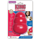 Kong Classic: 5 Sizes / CHEAPER THAN CHEWY!