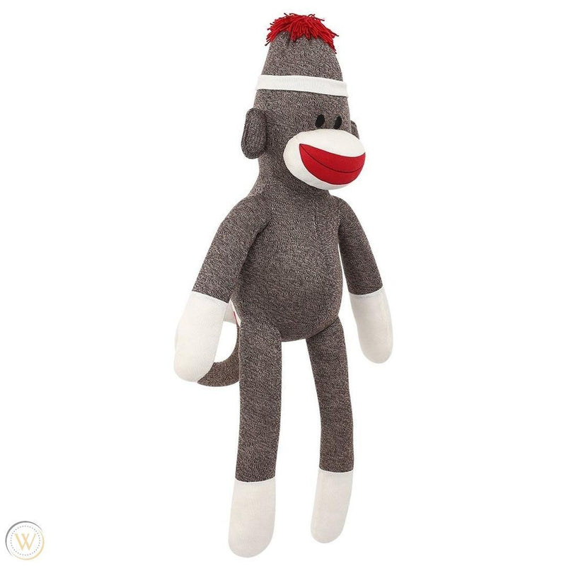 Classic Sock Monkey: All Sizes