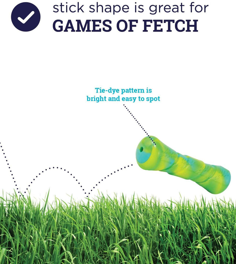 Petstages by Outward Hound Crack 'N Fetch Stick Dog Toy: 3 Sizes