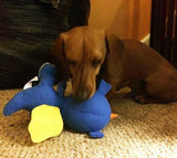 Small SQUEAKY Love 'em Ups: Stuffed for SCTD Dachshund Rescue