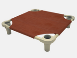 "4Legs4Pets Elevated Dog Bed: 52""x30"""