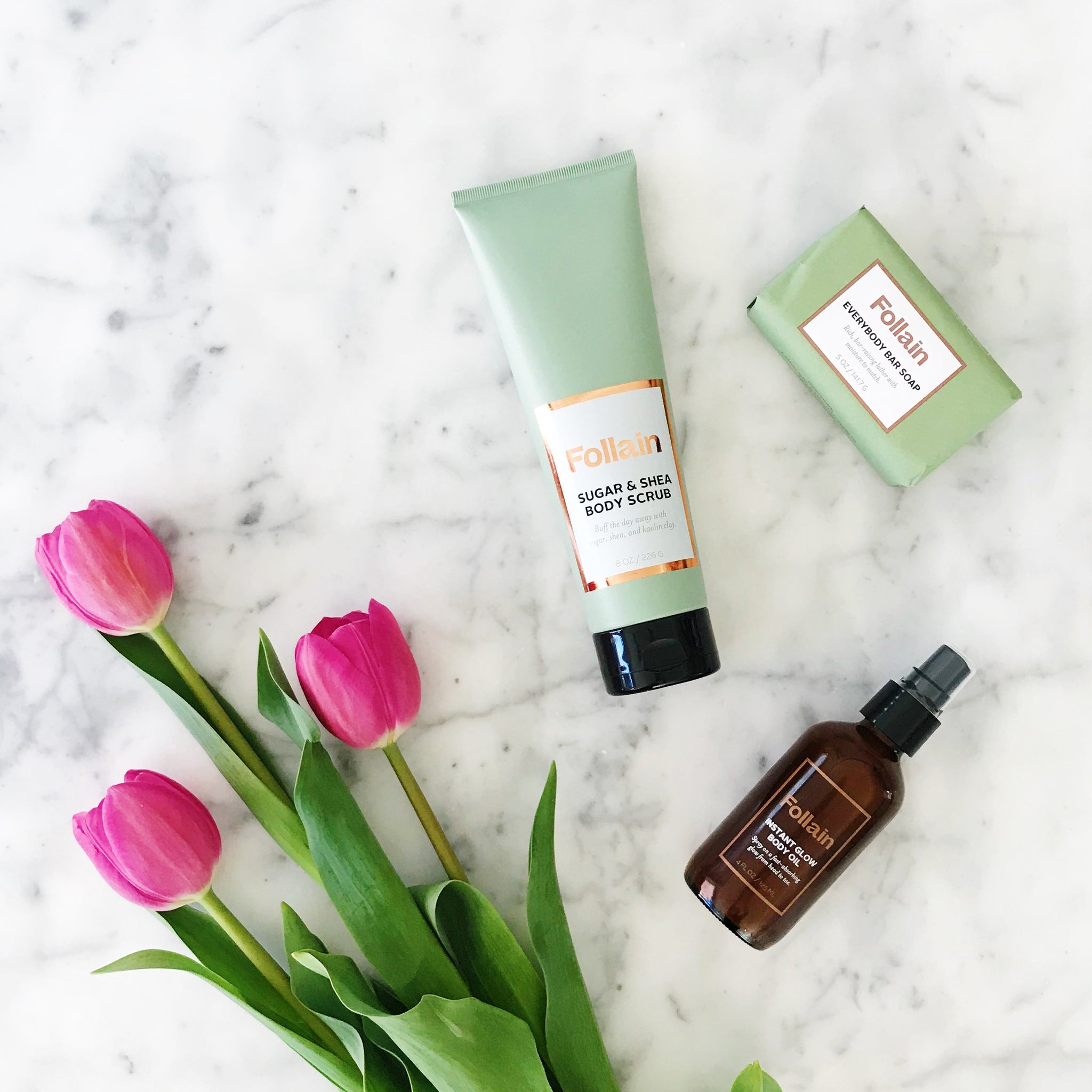 Follain Winter Skin Saviors