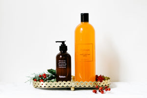 Season of Suds Refillable Soap Set