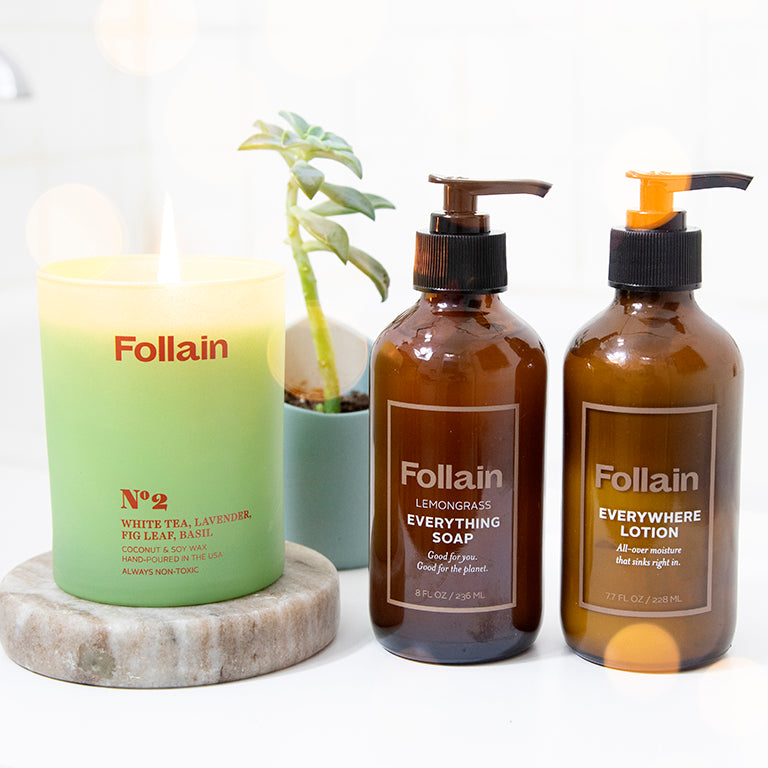 3-Piece Set: Follain Favorites No. 2