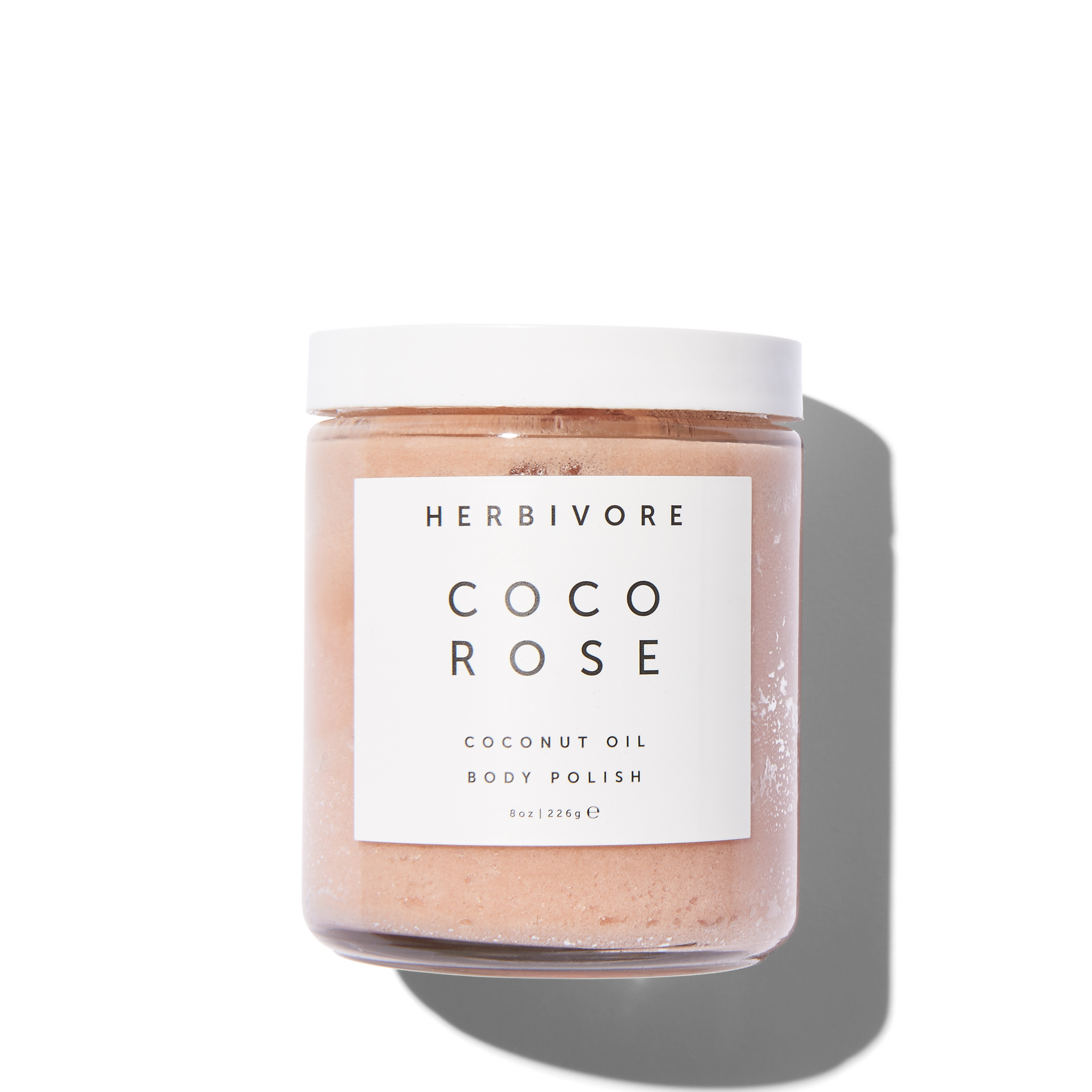 853040006354 - Herbivore Botanicals Coco Rose Body Polish