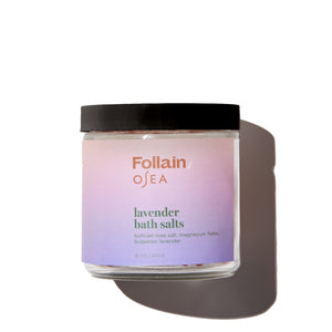 Follain Lavender Bath Salts plp