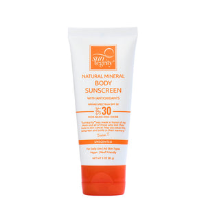 854245006033 - Suntegrity Mineral Sunscreen Unscented SPF 30