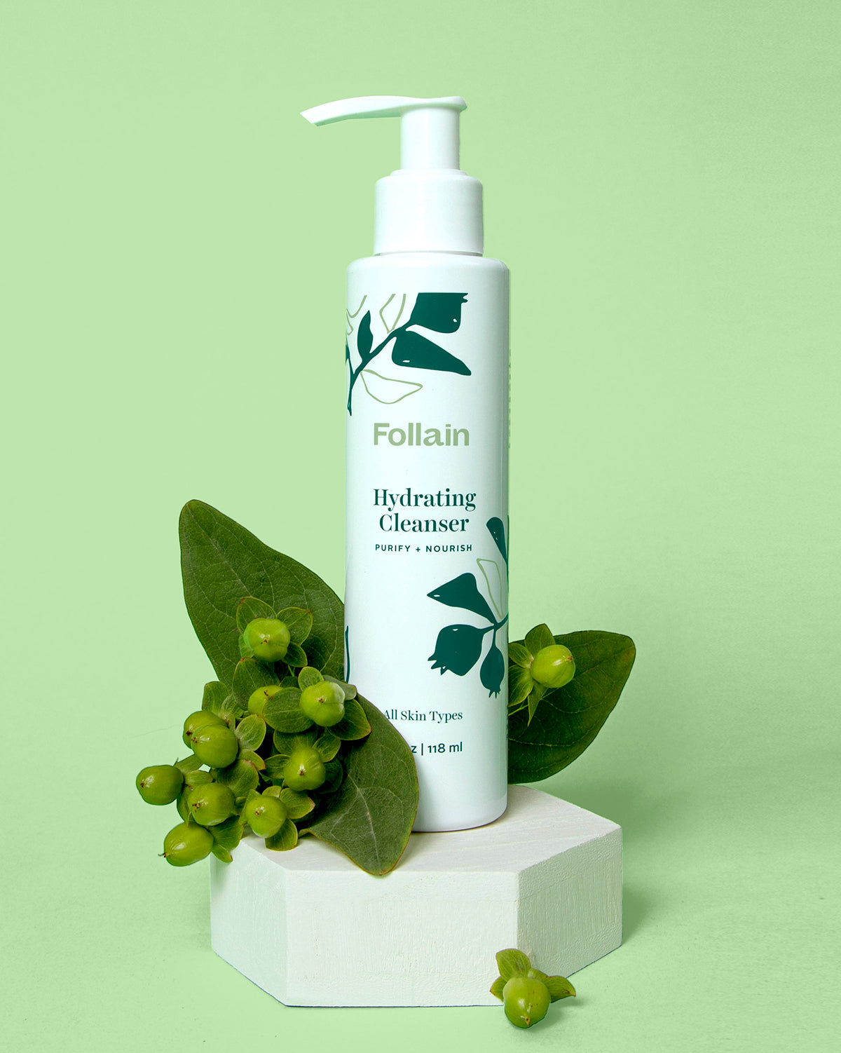 Hydrating Cleanser: Purify + Nourish by Follain #7
