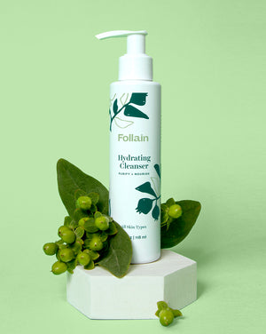 Hydrating Cleanser: Purify + Nourish