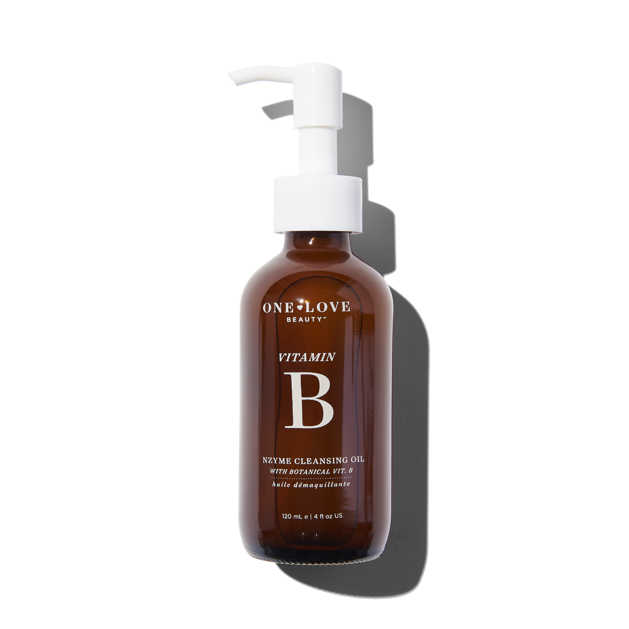 853036002704 - One Love Organics Vitamin B Cleansing Oil & Makeup Remover