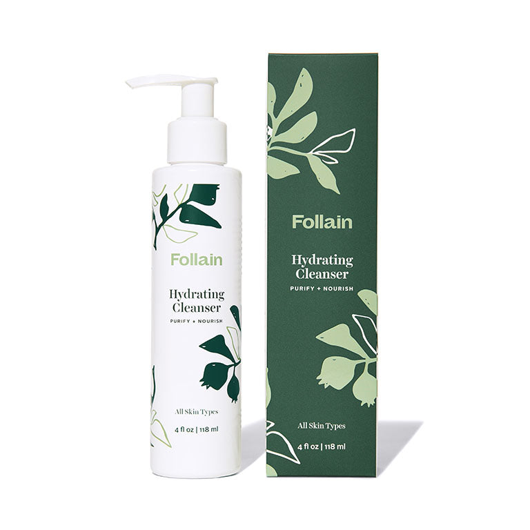 Hydrating Cleanser: Purify + Nourish by Follain #5