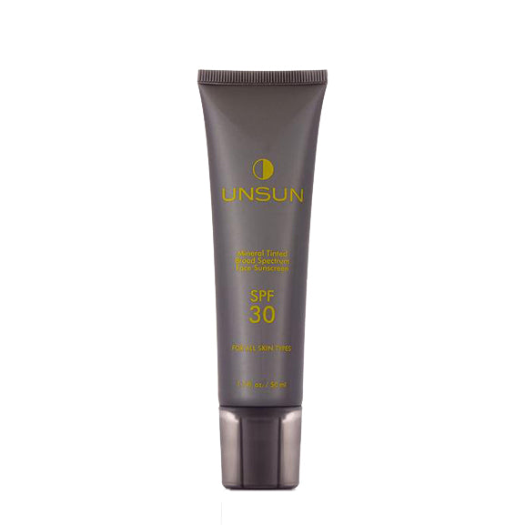 Mineral Tinted Broad Spectrum Face Sunscreen SPF 30