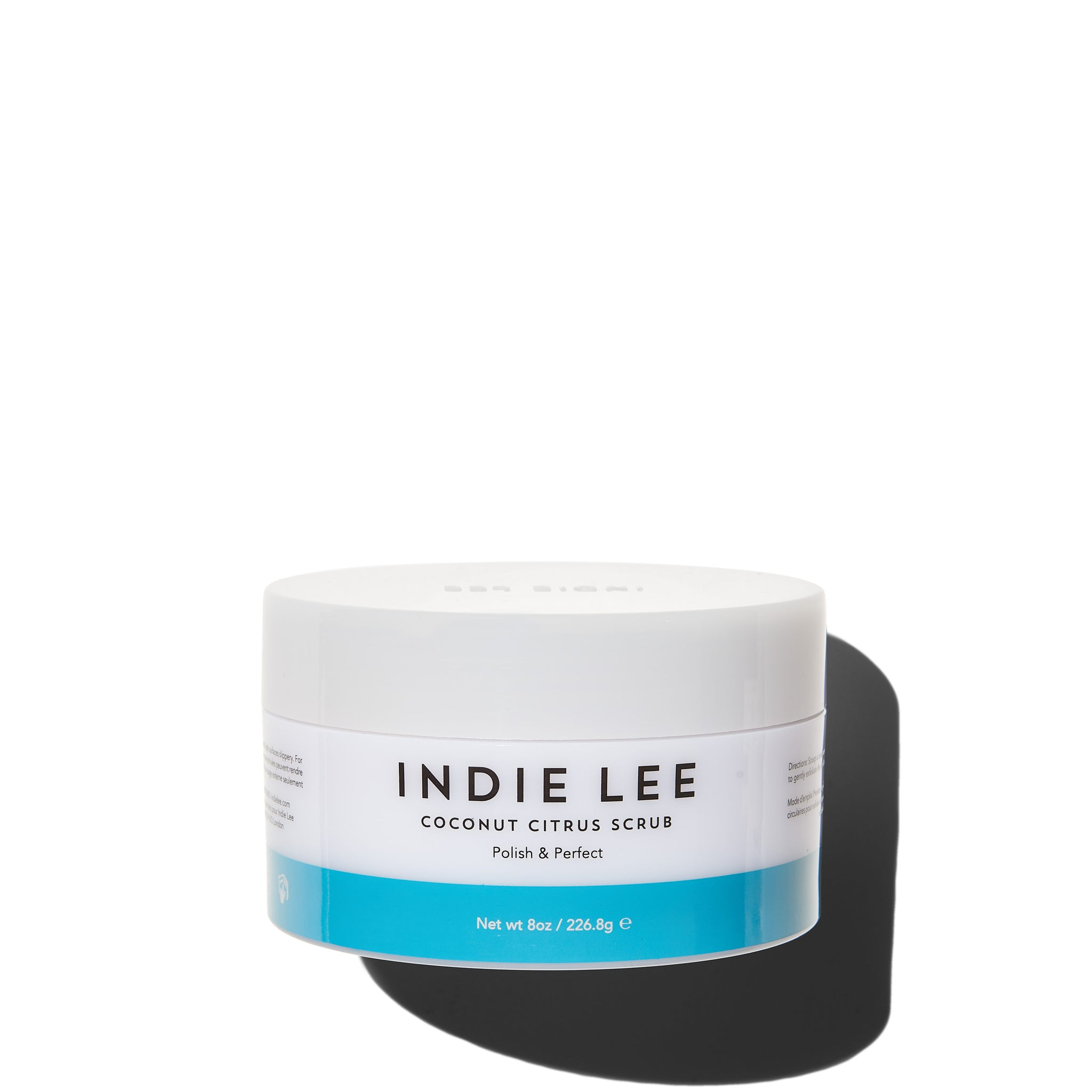 Indie Lee coconut citrus scrub - plp